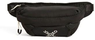 Kenzo Mini Sport Cross Logo Belt Bag