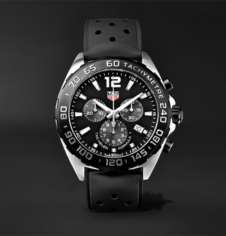 Tag Heuer Formula 1 Chronograph Quartz 43mm Stainless Steel Watch, Ref. No. Caz1014.ba0842