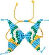 Peppercorn Kids Butterfly Bracelet/Anklet - Blue-One Size