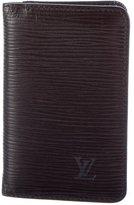 Louis Vuitton Epi Card Case