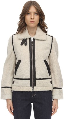Schott 1256 Shearling Jacket