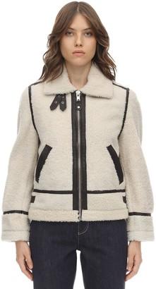 Schott 1256 Shearling Jacket