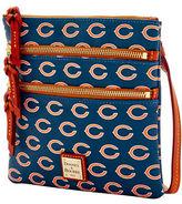 Dooney & Bourke Bears Triple Zip Crossbody Bag