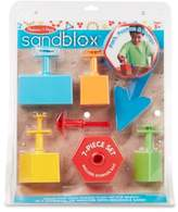 Melissa & Doug 7-Piece Sandbox Set