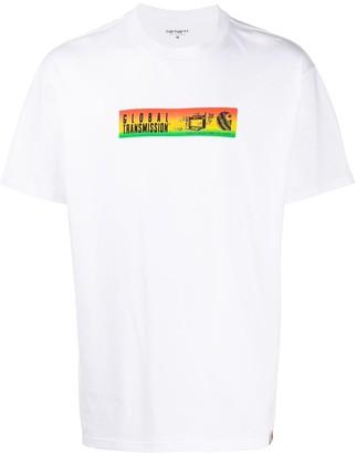 Carhartt Work In Progress graphic print T-shirt