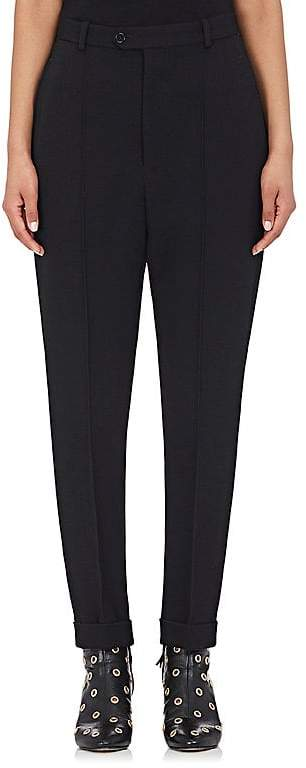 Isabel Marant Women's Jo Cuffed Wool Pants
