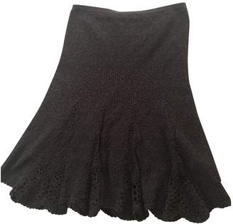 Cynthia Steffe Brown Cotton - elasthane Skirt for Women
