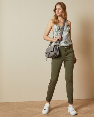 Ted Baker Combat Skinny Jeans