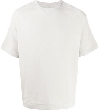 Universal Works Oversized Short-Sleeve Sweatshirt