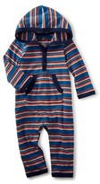 Tea Collection Infant Boy's Ugie Hooded Romper