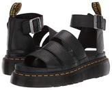 Dr. Martens Clarissa II Quad Shore (Black) Women's Sandals