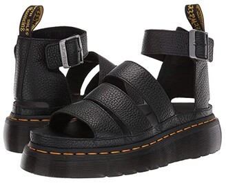 Dr. Martens Clarissa II Quad Shore (Black) Women's Sandals