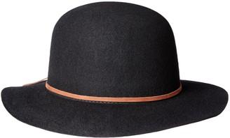San Diego Hat Company San Diego Hat Co. Men's Round Crown Wool Felt Hat