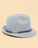 Ted Baker Wool trilby hat