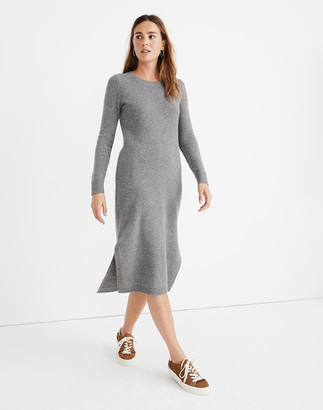 Madewell Midi Sweater-Dress