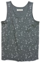 Sovereign Code Boys' Flamingo Print Tank - Little Kid