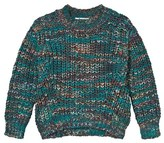 Acne Studios Turquoise Mix Mini Zora Sweater