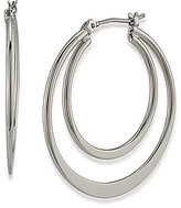 Lauren Ralph Lauren All the Small Things Double Hoop Earrings