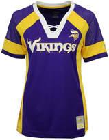 Majestic Women's Minnesota Vikings Draft Me T-Shirt
