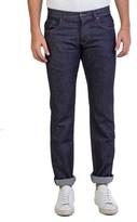 Prada Men's Comfort Slim Fit Blue Denim Jeans Pants.