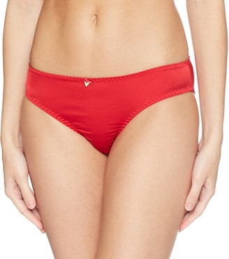 GUESS Women's Patched Lace Heart Brief