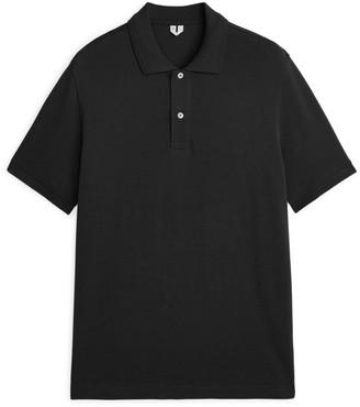 Arket Pique Polo Shirt