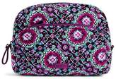 Vera Bradley Lilac Medallion Cosmetic Pouch