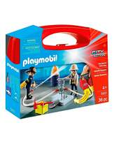 Playmobil Carry Case Fire Rescue
