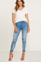 Dynamite Kate High Rise Distressed Skinny Jean