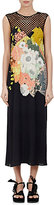 Dries Van Noten Women's Dorsey Floral-Print Crepe Midi-Dress
