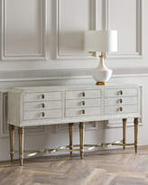 Hooker Furniture Aubree 6-Drawer Console