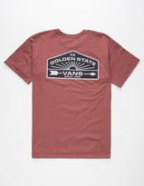Vans Wagon Trail Mens T-Shirt