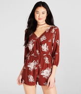 Cape Juby Floral Romper