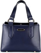Lanvin small Sac tote - women - Cotton/Calf Leather - One Size