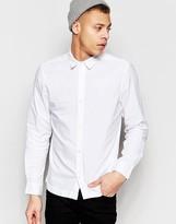 WÅVEN Oxford Shirt Mimir Slim Fit White