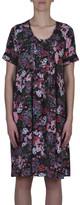 Jump Short Sleeve Multi Floral Print Dress