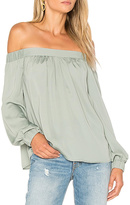 L'Academie Off Shoulder Top