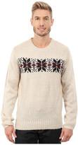 U.S. Polo Assn. Snowflake Crew Neck Sweater