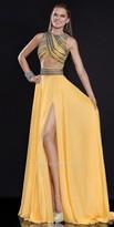 Tarik Ediz Caterina Evening Dress