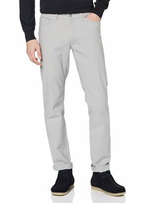 Brax Men's Cadiz Two Tone Flex Trouser