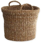 Oakland Woven Seagrass Jumbo Round Basket in Natural