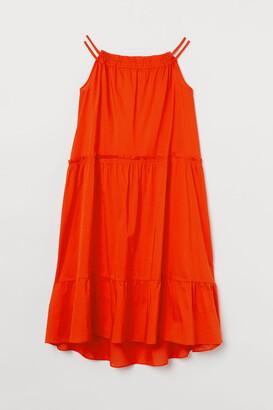 H&M A-line cotton dress