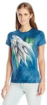 The Mountain Junior's Three Dolphins Graphic T-Shirt