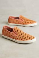SeaVees Perforated Suede Sneakers