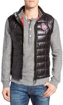 Canada Goose 'Hybridge TM Lite' Slim Fit Packable Quilted 800-Fill Down Vest