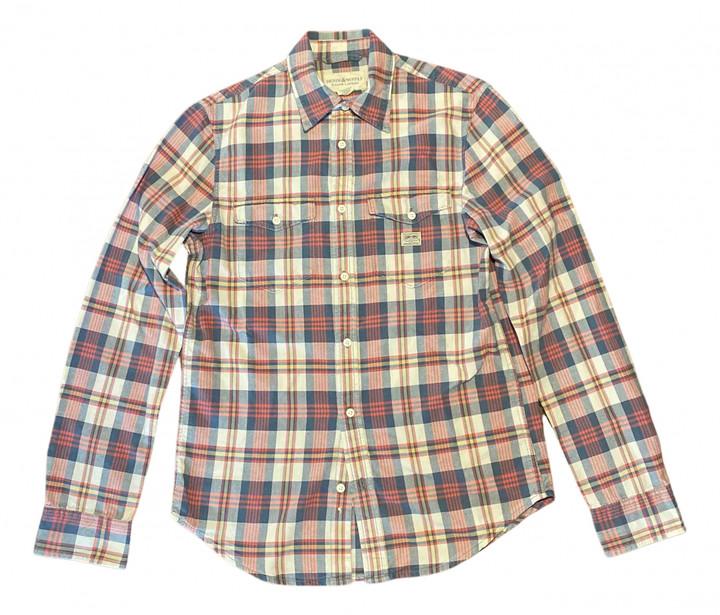Denim & Supply Ralph Lauren White Cotton Polo shirts