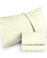 Westport CLOSEOUT! King 4-pc Sheet Set, 1000 Thread Count 100% Cotton Stripe