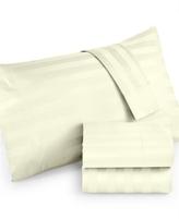 Westport CLOSEOUT! Queen 4-pc Sheet Set, 1000 Thread Count 100% Cotton Stripe
