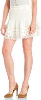 Free People Summer Nights Mini Skirt