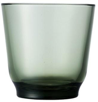 Kinto Hibi Glass Tumbler 220ml Green